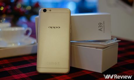 Anh can canh Oppo A39 tai Viet Nam - Anh 9