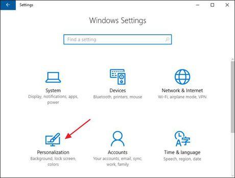 Cach tuy bien thanh Taskbar trong Windows 10 - Anh 21