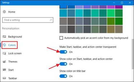 Cach tuy bien thanh Taskbar trong Windows 10 - Anh 22