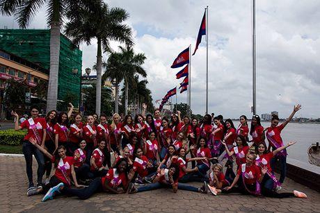 Nguoi dep Viet Nam bat ngo vao Top 9 Hoa hau du lich quoc te - Anh 6