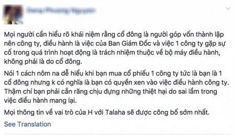 Soc vi thong bao doi luong tren website thuong hieu giay Hari Won sang lap - Anh 5