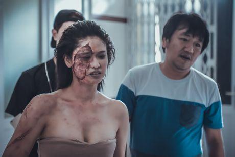 Guong mat cua Truong Quynh Anh bi bien dang trong phim moi - Anh 2