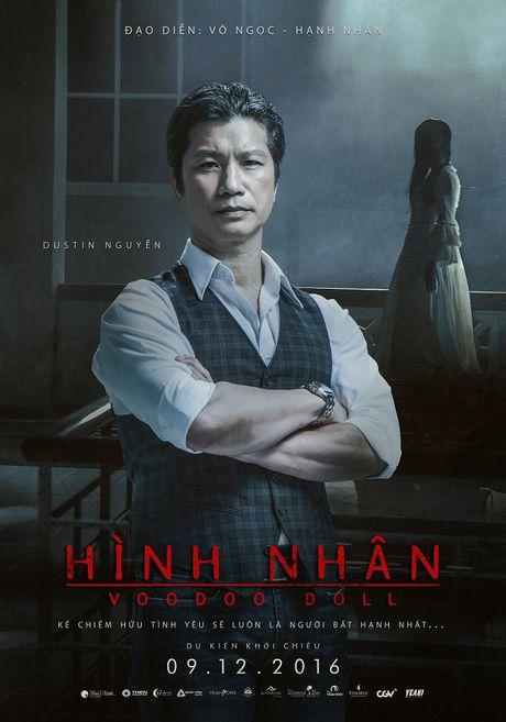 Guong mat cua Truong Quynh Anh bi bien dang trong phim moi - Anh 7