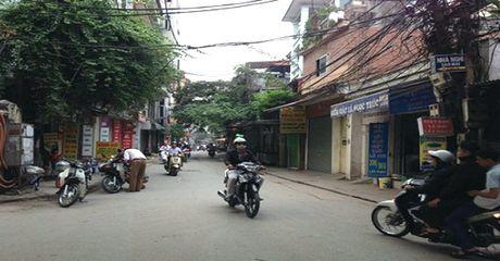 Ha Noi: Lam ro vu thu hoi dat 'kieu la' tai du an mo rong ngo 381 Nguyen Khang - Anh 1