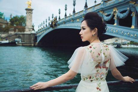 Nu fashionista - doanh nhan Tram Nguyen noi bat tren pho Paris - Anh 4