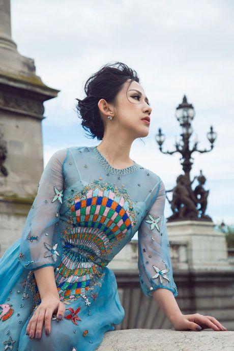 Nu fashionista - doanh nhan Tram Nguyen noi bat tren pho Paris - Anh 5