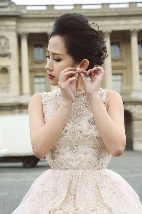 Nu fashionista - doanh nhan Tram Nguyen noi bat tren pho Paris - Anh 8