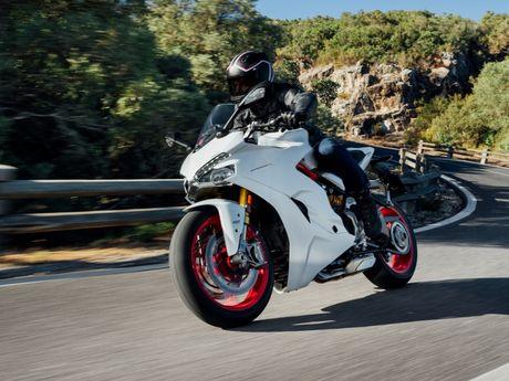 Ducati Supersport 2017 mau xe dep nhat tai EICMA - Anh 4
