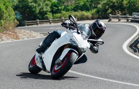 Ducati Supersport 2017 mau xe dep nhat tai EICMA - Anh 5