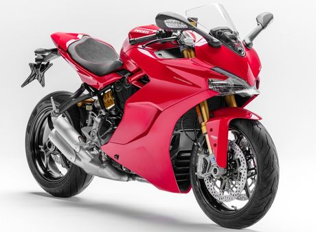 Ducati Supersport 2017 mau xe dep nhat tai EICMA - Anh 6