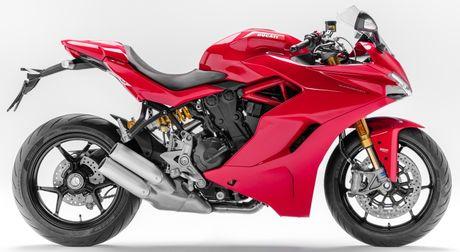 Ducati Supersport 2017 mau xe dep nhat tai EICMA - Anh 7
