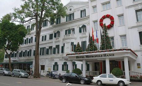 Khach san hon 115 tuoi Metropole Ha Noi sap doi chu? - Anh 1