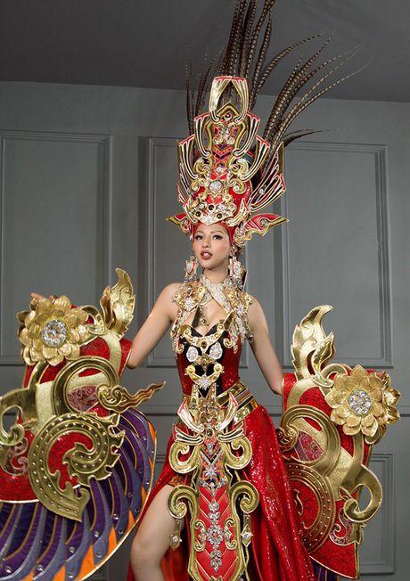 That vong nhan sac cua thi sinh Hoa hau Sieu quoc gia 2016 - Anh 28