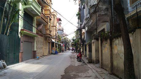 Ha Noi se xu nghiem sai pham du an mo rong ngo 381 Nguyen Khang - Anh 1