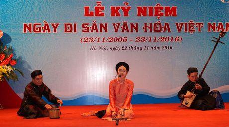 Cong bo nhung con so 'khong lo' ve di san Ha Noi - Anh 4