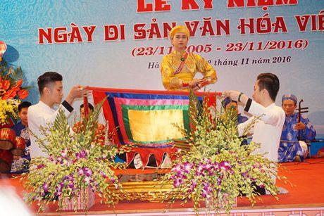 Cong bo nhung con so 'khong lo' ve di san Ha Noi - Anh 5