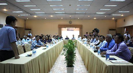 TP Ho Chi Minh phan dau tang truong GDP cao nhat ca nuoc - Anh 1