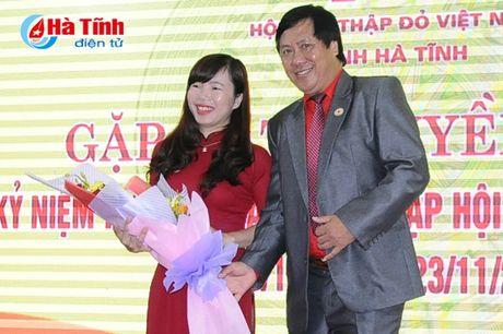 Gap mat truyen thong ky niem 70 nam thanh lap Hoi Chu thap do Viet Nam - Anh 11
