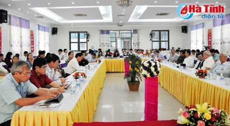 Gap mat truyen thong ky niem 70 nam thanh lap Hoi Chu thap do Viet Nam - Anh 1