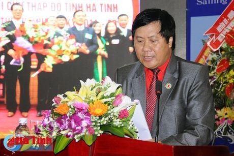 Gap mat truyen thong ky niem 70 nam thanh lap Hoi Chu thap do Viet Nam - Anh 2