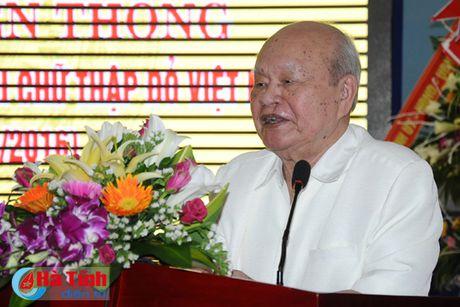 Gap mat truyen thong ky niem 70 nam thanh lap Hoi Chu thap do Viet Nam - Anh 3