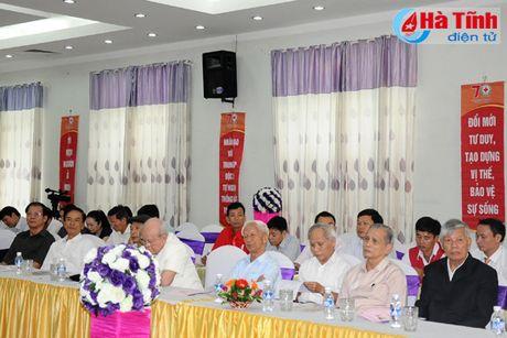 Gap mat truyen thong ky niem 70 nam thanh lap Hoi Chu thap do Viet Nam - Anh 4
