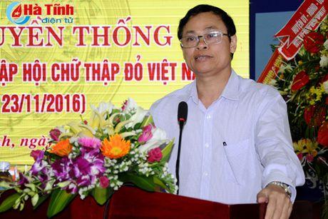 Gap mat truyen thong ky niem 70 nam thanh lap Hoi Chu thap do Viet Nam - Anh 5