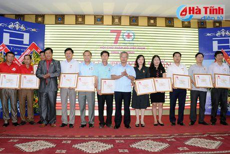 Gap mat truyen thong ky niem 70 nam thanh lap Hoi Chu thap do Viet Nam - Anh 8