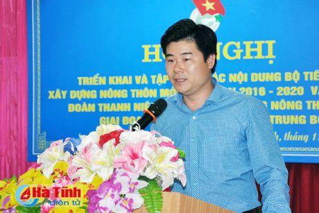 Nang cao kien thuc xay dung NTM cho can bo doan cum Bac Trung bo - Anh 1