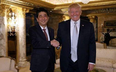 Thu tuong Abe: Thieu My, TPP se tro thanh vo nghia - Anh 1
