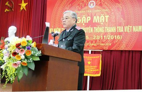 Tu hao truyen thong 71 nam nganh Thanh tra Viet Nam - Anh 1