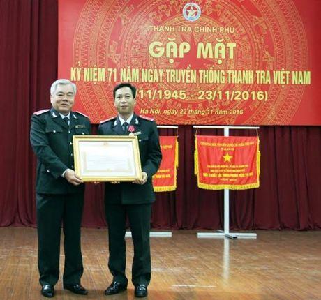 Tu hao truyen thong 71 nam nganh Thanh tra Viet Nam - Anh 4