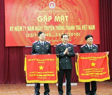 Tu hao truyen thong 71 nam nganh Thanh tra Viet Nam - Anh 5