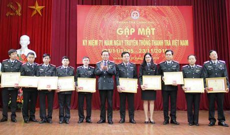 Tu hao truyen thong 71 nam nganh Thanh tra Viet Nam - Anh 7