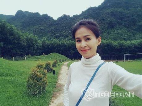Cuoc song cua Huy Khanh va vo cu sau ly hon - Anh 2