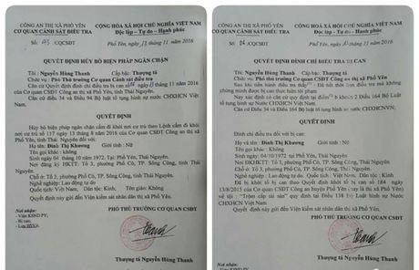Mau thuan trong phien xu vu an trom cap co dau hieu oan sai o Thai Nguyen - Anh 2