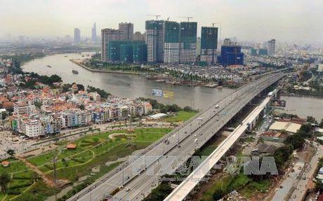 Tp.Ho Chi Minh: Ngan hang nuoc ngoai quan tam du an co so ha tang, giao thong - Anh 2
