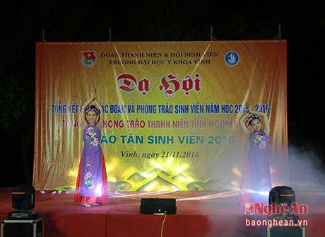 Soi dong da hoi sinh vien Y khoa Vinh - Anh 2
