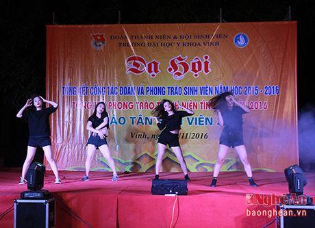 Soi dong da hoi sinh vien Y khoa Vinh - Anh 4