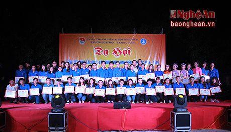 Soi dong da hoi sinh vien Y khoa Vinh - Anh 7