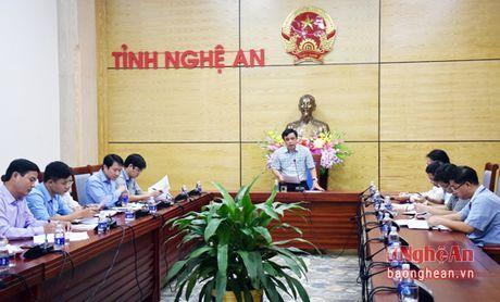 TP Vinh: Chuan bi thi cong du an duong Ly Thuong Kiet keo dai - Anh 1