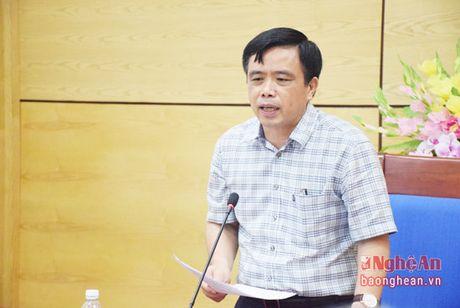 TP Vinh: Chuan bi thi cong du an duong Ly Thuong Kiet keo dai - Anh 2