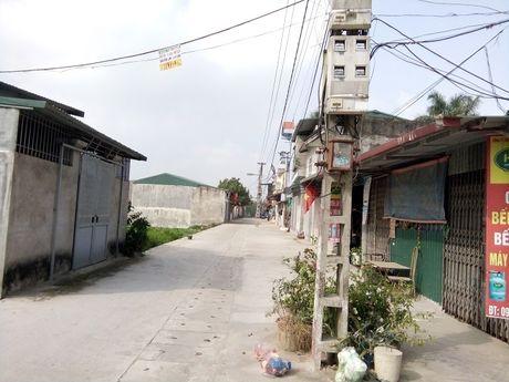 Ha Noi: Hang chuc cot dien giang hang giua duong - Anh 6