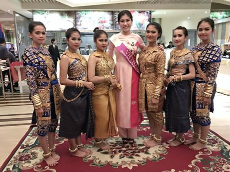 Dai dien Viet Nam lot top 9 Hoa hau Du lich quoc te 2016 - Anh 4