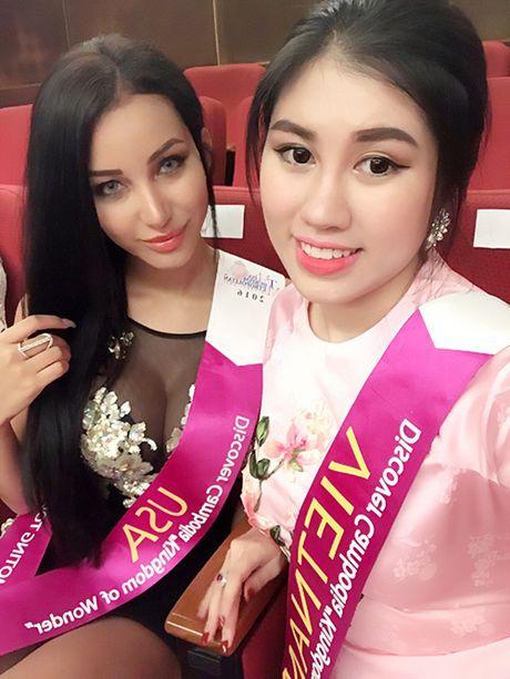 Dai dien Viet Nam lot top 9 Hoa hau Du lich quoc te 2016 - Anh 5