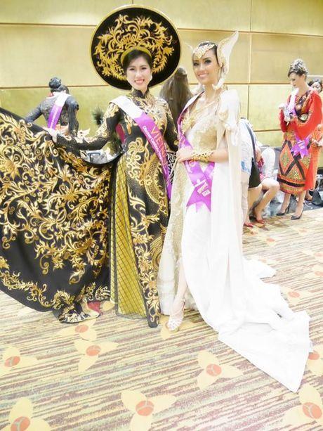Dai dien Viet Nam lot top 9 Hoa hau Du lich quoc te 2016 - Anh 8