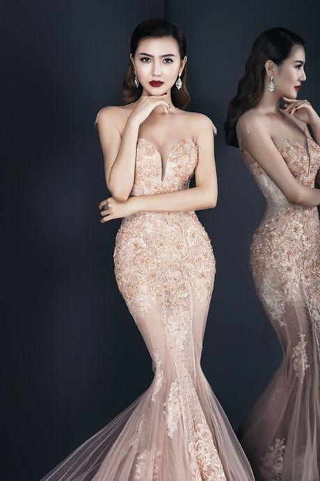 Nu hoang sac dep Ngoc Duyen hao huc chuan bi vay ao du Victoria's Secret - Anh 4