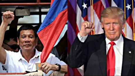 Ong Obama tin quan he My - Philippines se tot dep duoi thoi ong Trump - Anh 1