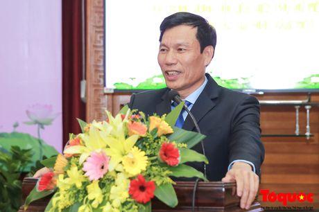 Bo truong Nguyen Ngoc Thien: 'Cong tac gia dinh can di vao trong tam, dem lai ket qua ro rang' - Anh 1