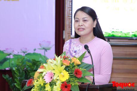 Bo truong Nguyen Ngoc Thien: 'Cong tac gia dinh can di vao trong tam, dem lai ket qua ro rang' - Anh 2